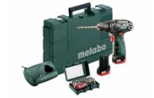 PowerMaxx SB Basic Set Akkus ütvefúrógép