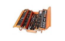 BETA 2120L-E/T91-E EASY 91 darabos szerszámkészlet lemez szerszámládában,általános karbantartáshoz