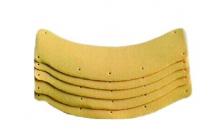 Homlokvédő szivacs