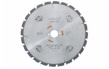 Metabo Power Cut  Keményfém körfűrészlap (félig) helyhez kötött körfűrészekhez