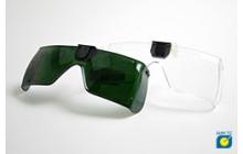 Szemüvegre hely.előtét, DIN 5