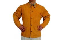 Hasított bőr Golden Brown™ ruházat
