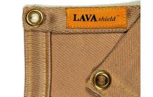 LAVAshield® szilika, üveg hegesztőtakaró