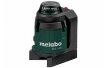 Metabo MLL 3-20 Vonallézerek