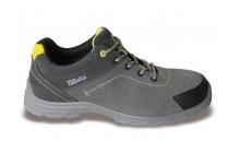 Beta  7212FG Perforált hasítottbőr cipő
