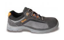 Beta 7213FG Perforált hasítottbőr cipő