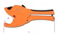 Beta 342P Racsnis csővágó olló műanyag csövekhez, magnézium ötvözet test