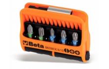 Beta 860MIX/A10 10 csavarhúzóbetét és mágneses betéttartó