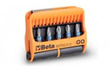 Beta 860PHZ/A10 10 csavarhúzóbetét és mágneses betéttartó