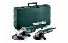Metabo Combo Set WE 2200-230 + W 750-125