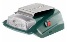 Metabo PA 14.4-18 LED-USB Power adapterek akkuhoz