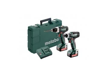 Metabo Combo Set 2.7.1 12 V Akkus gépek készletben